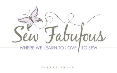 New Website – Sew Fabulous