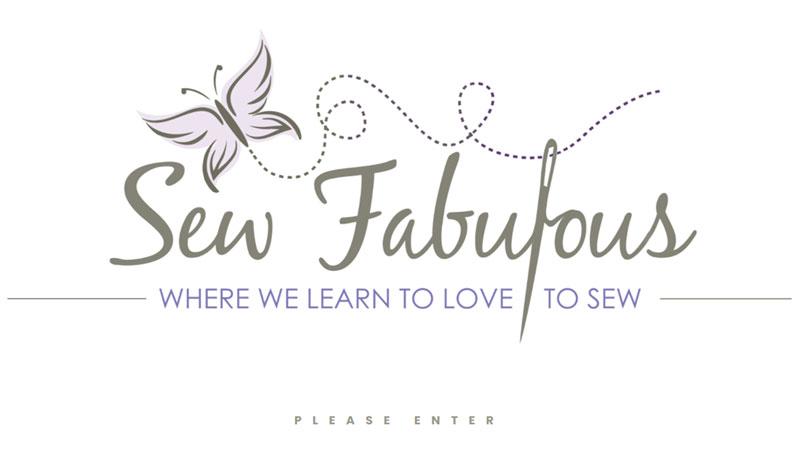 New Website – Sew Fabulous